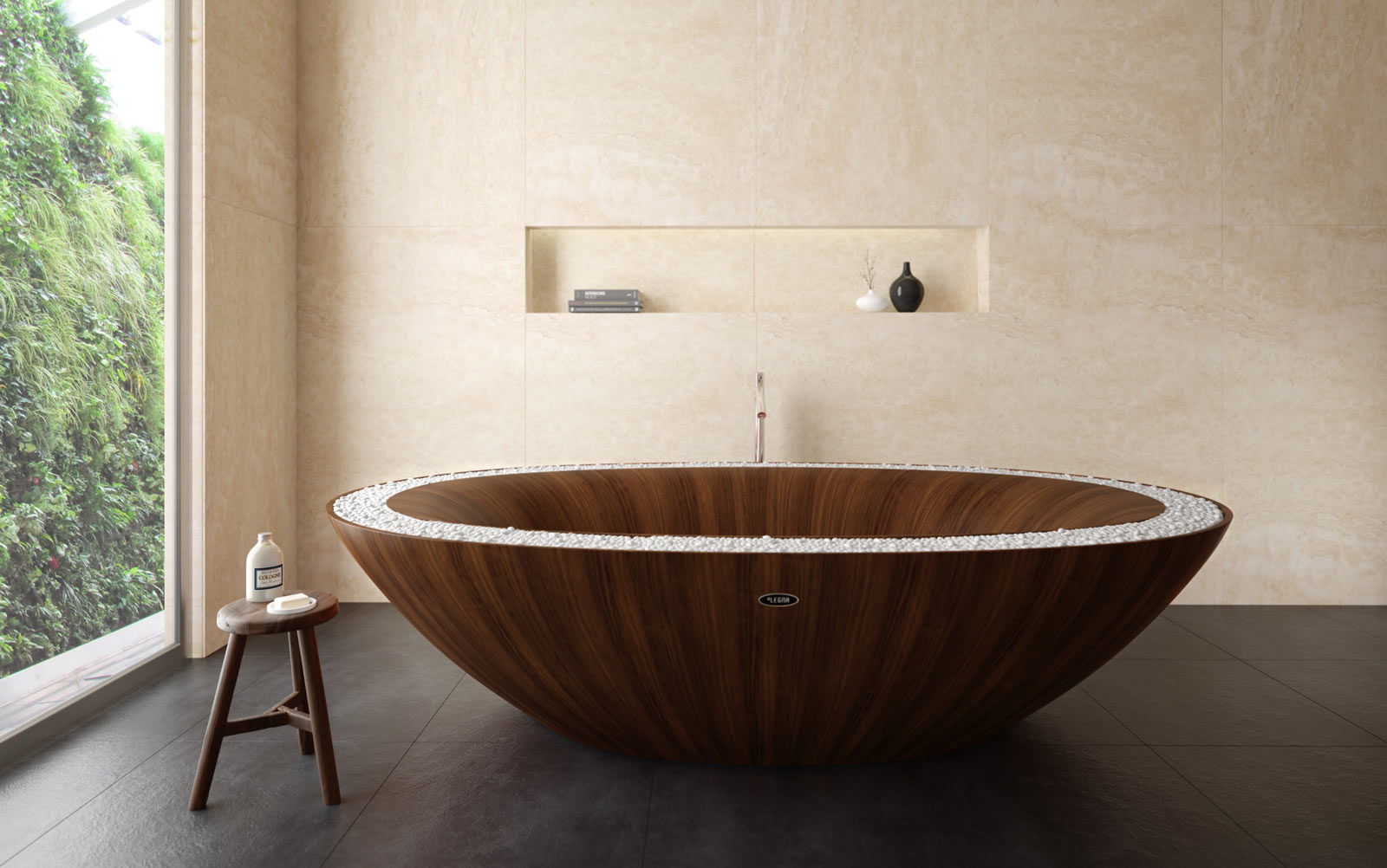 Modernes Design Trifft Naturbewusstsein: